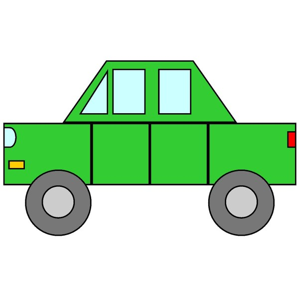 Free Transportation Kids Clip