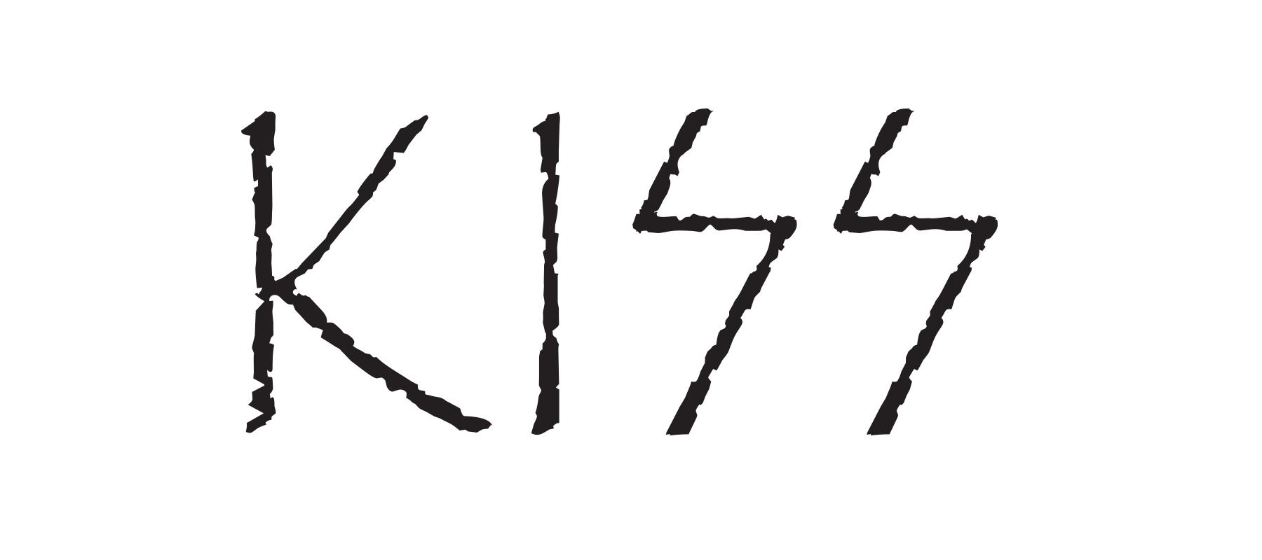 Free Kiss Band Font Download Free Clip Art Free Clip Art