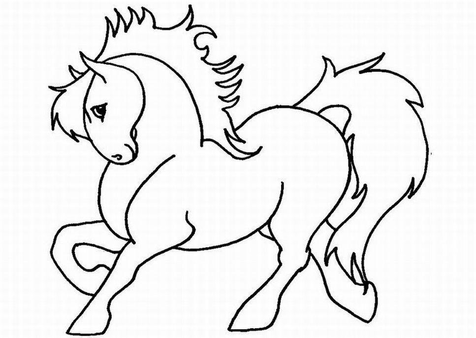 Free Printable Horse Stencils, Download Free Clip Art