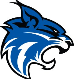 wildcat mascot clipart [ 928 x 1052 Pixel ]