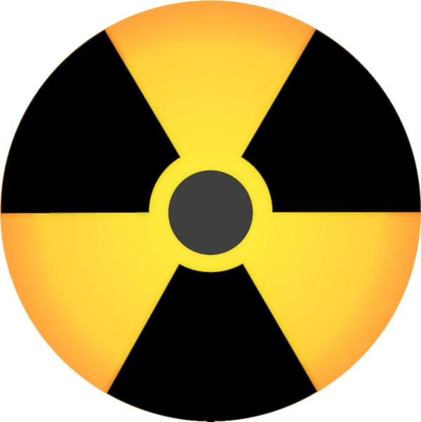 Free Nuclear Power Symbol Clip Art