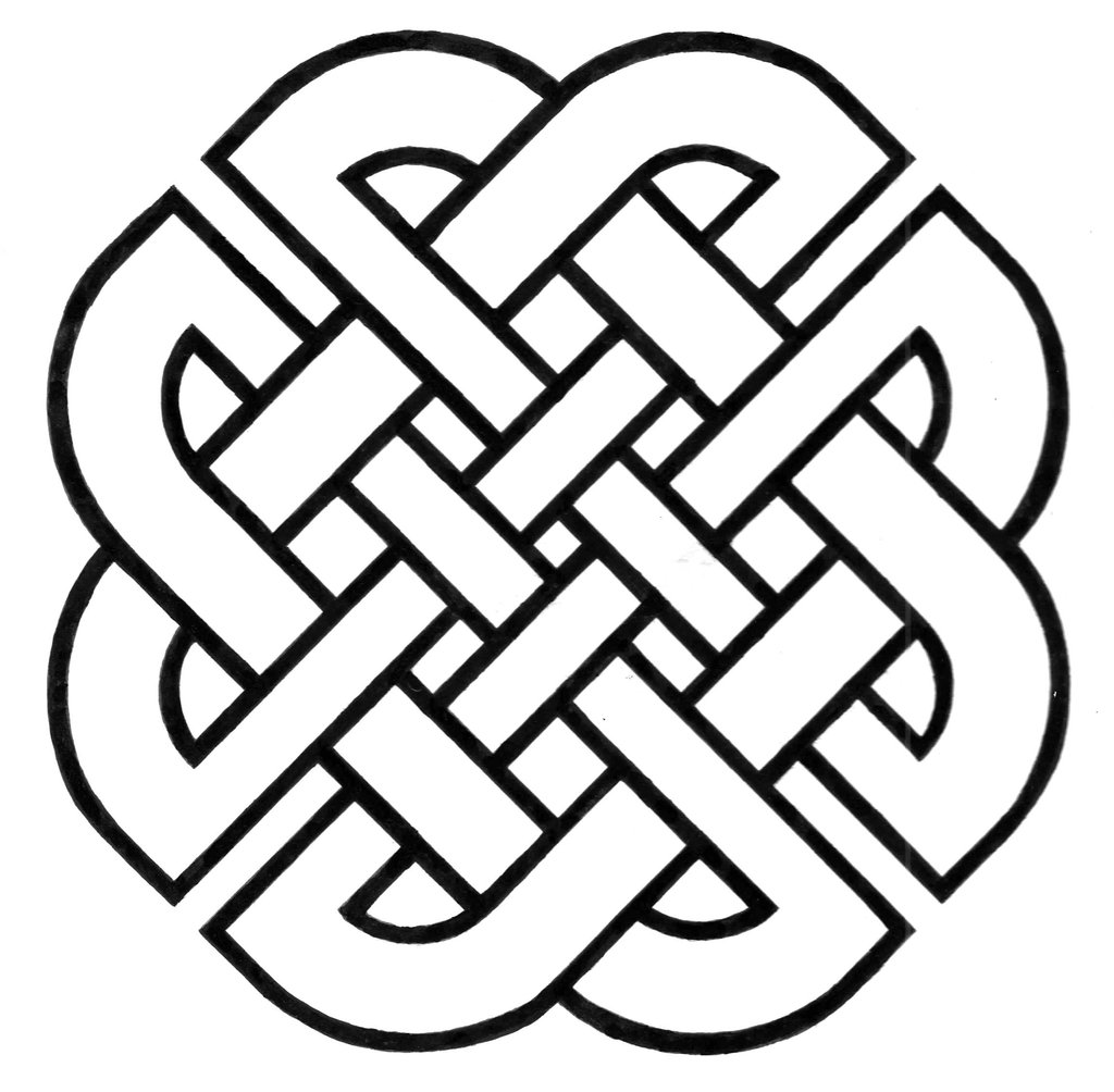 Celtic Knot Of By Silver Jackal On Clipart Library