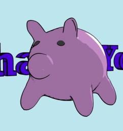 short cute thank you animation youtube [ 1280 x 720 Pixel ]