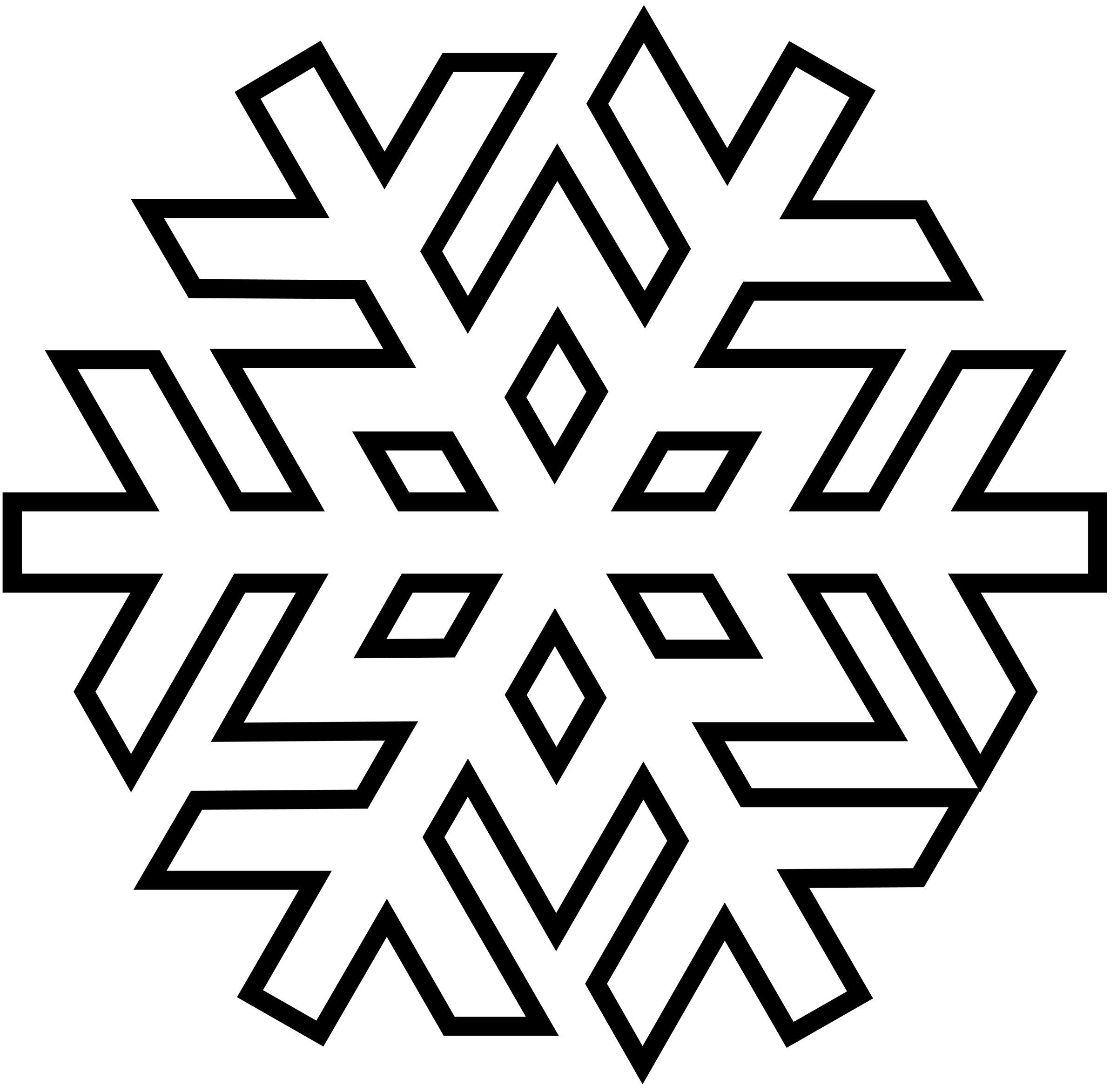 Free Snowflake Drawing Download Free Clip Art Free Clip