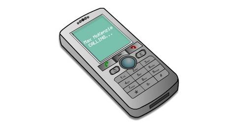 Gif Phone Ringing Mobile