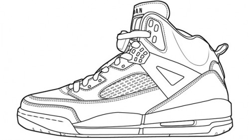Free Outline Of Shoe, Download Free Clip Art, Free Clip
