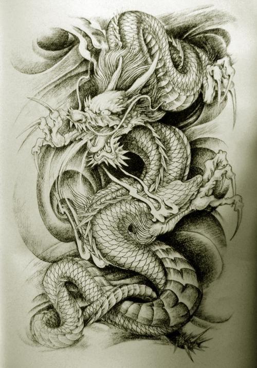 free dragon tattoo download