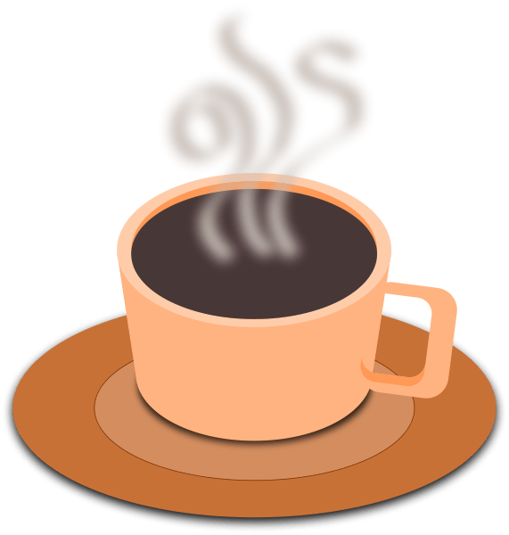 A Cup Of Hot Tea Clipart Vector Clip Art Online Royalty Free