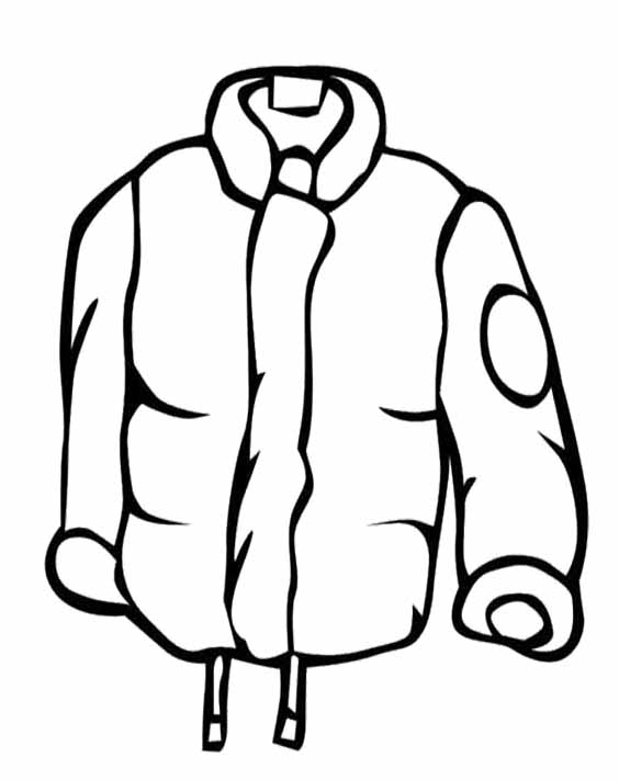 Free Cartoon Coat, Download Free Clip Art, Free Clip Art