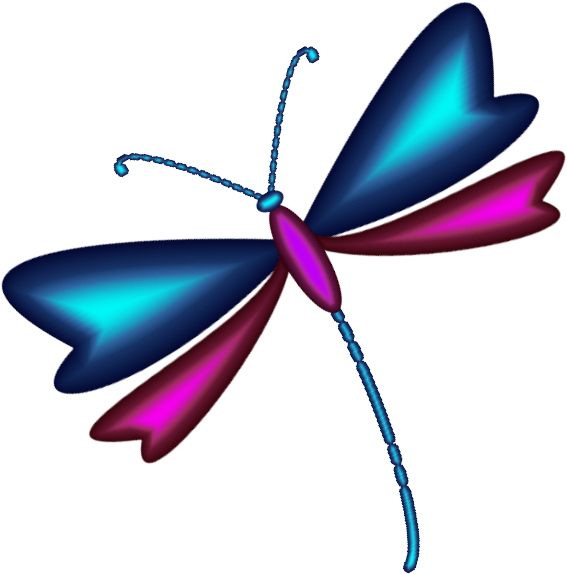 animated dragonfly free