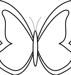 butterfly and flower clip art black and white widescreen 2 hd [ 1979 x 1759 Pixel ]