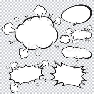 Free Comic Book Bubble, Download Free Clip Art, Free Clip