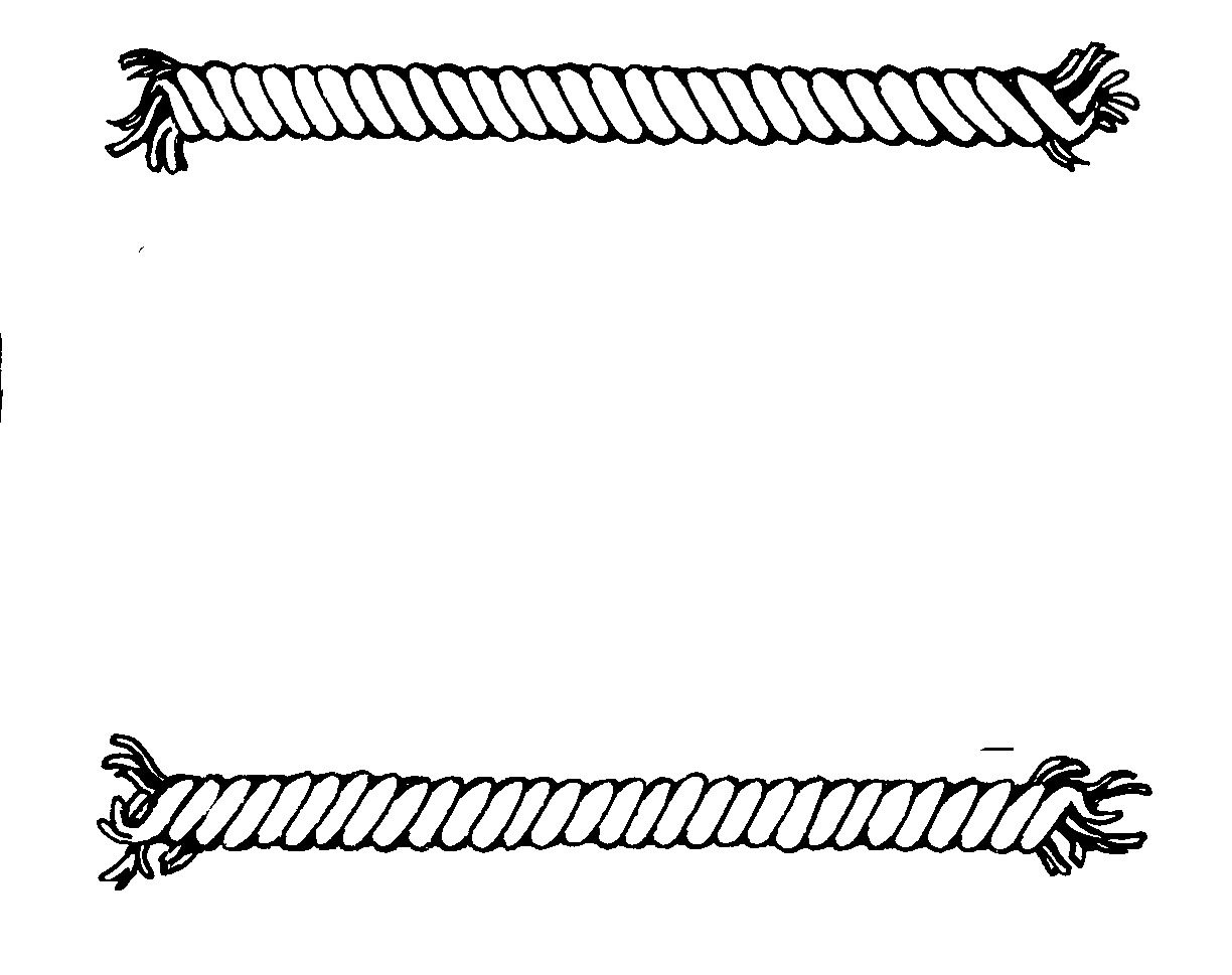 Free Rope Border Download Free Clip Art Free Clip Art On