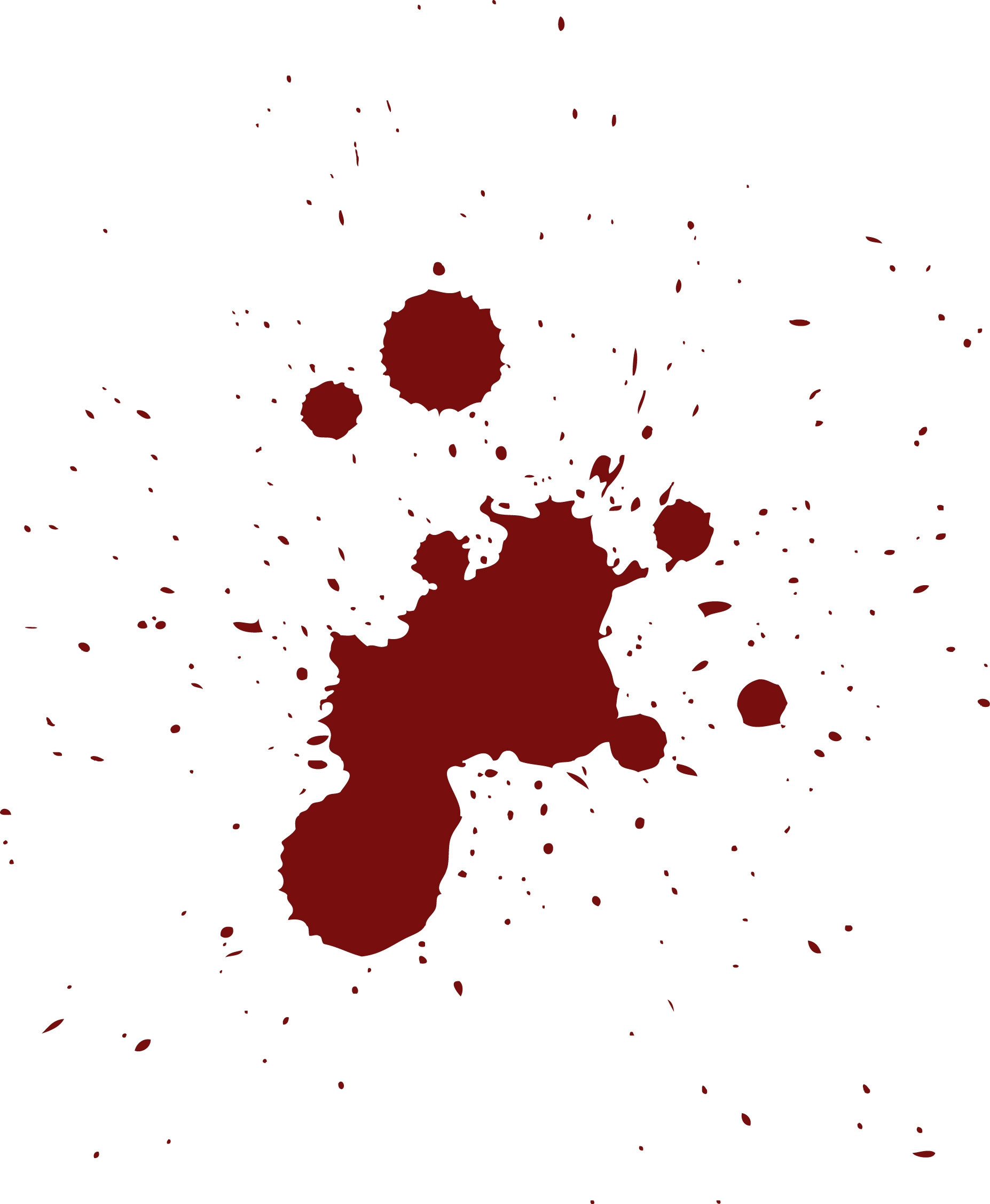 hight resolution of blood splat png clipart library