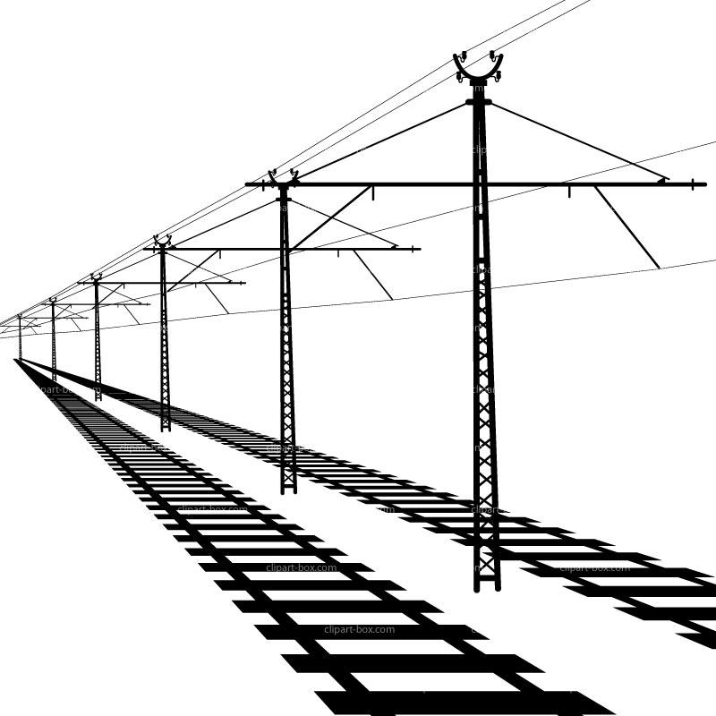 Free Railroad Tracks Clipart, Download Free Clip Art, Free