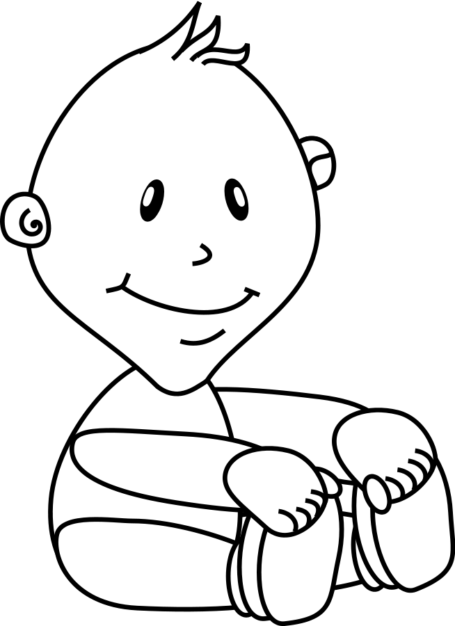 Free Cartoon Picture Of Baby Crying, Download Free Clip