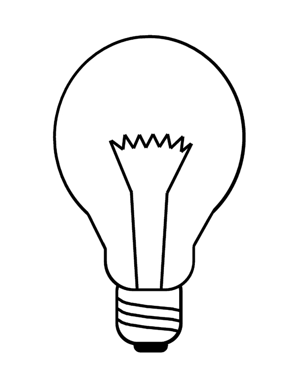 Free Light Bulb Picture, Download Free Clip Art, Free Clip