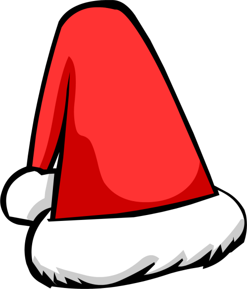 small resolution of santa hat club penguin wiki the free editable encyclopedia