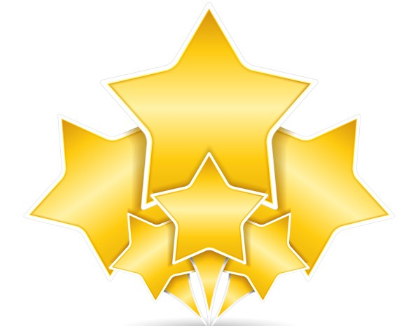 free of gold star