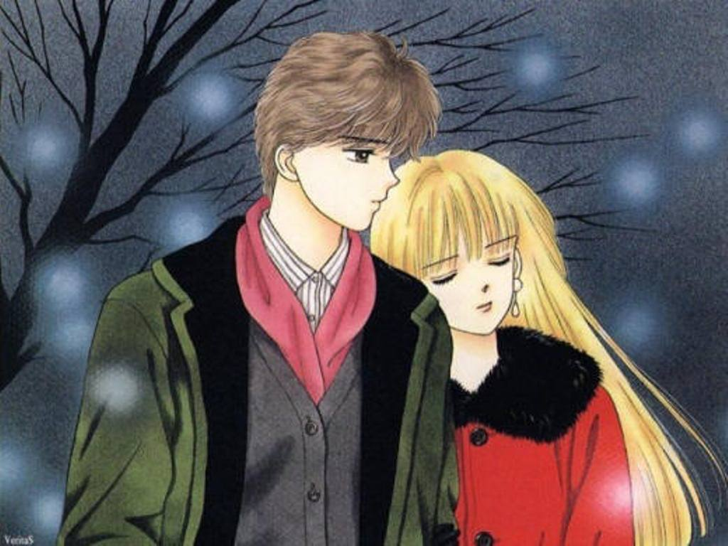 Cute Couples Cartoons Wallpapers Free Cartoon Love Couple Wallpapers Download Free Clip