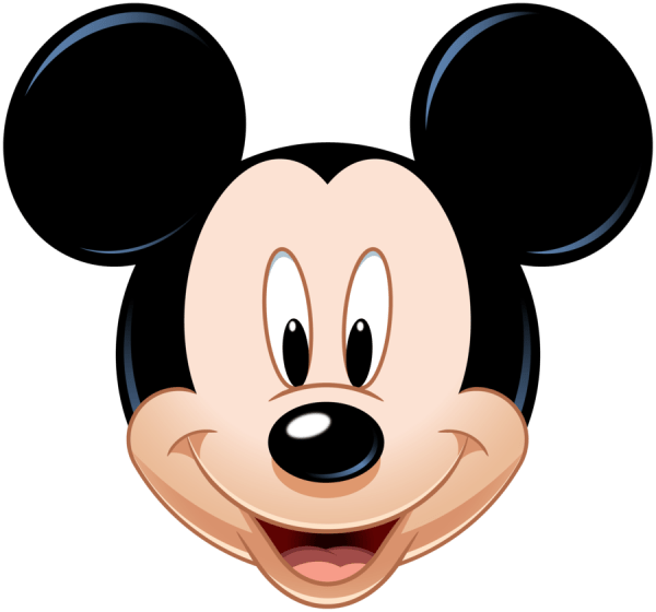 Free Mickey Mouse Vector Clip Art