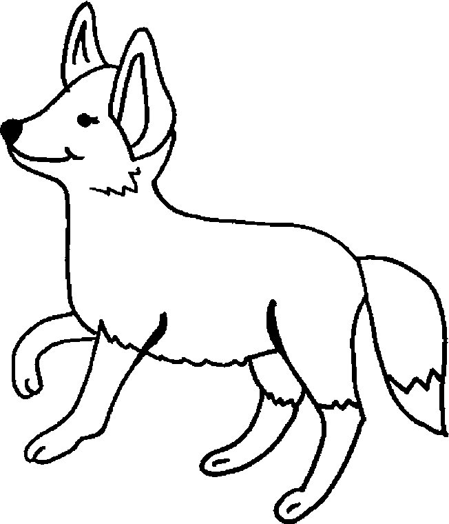 Free Cartoon Pictures Of A Fox, Download Free Clip Art