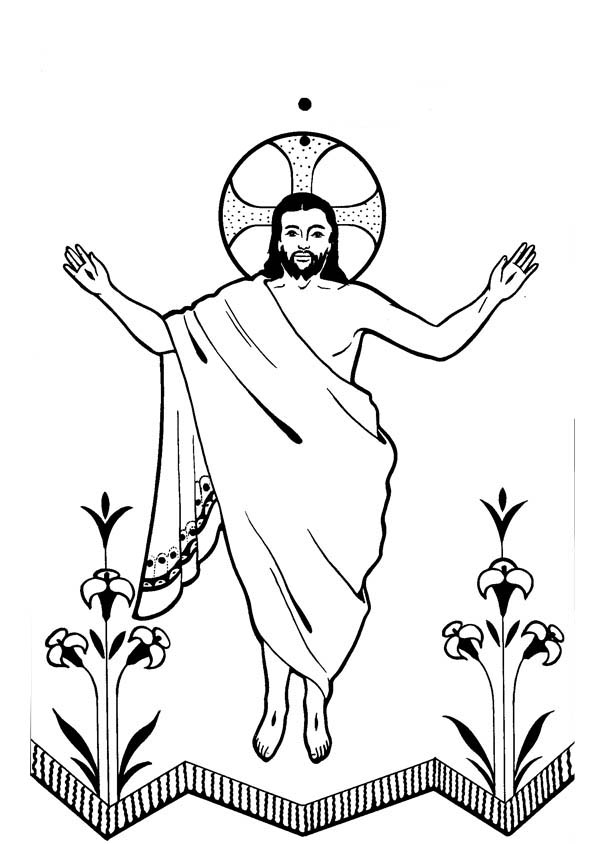 Free Black And White Images Of Jesus, Download Free Clip