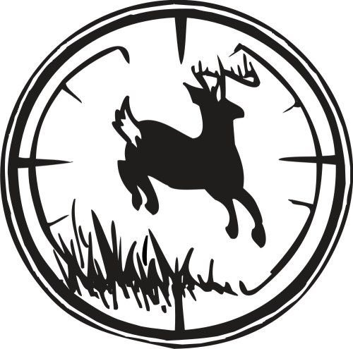 small resolution of hunting clipart black and white clipart library free clipart images