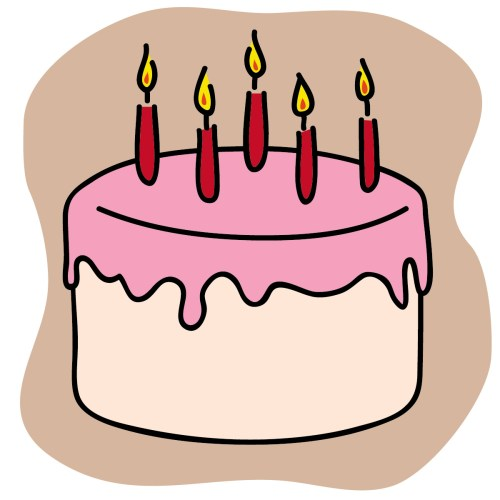 small resolution of free birthday cake clip art clipart library free clipart images