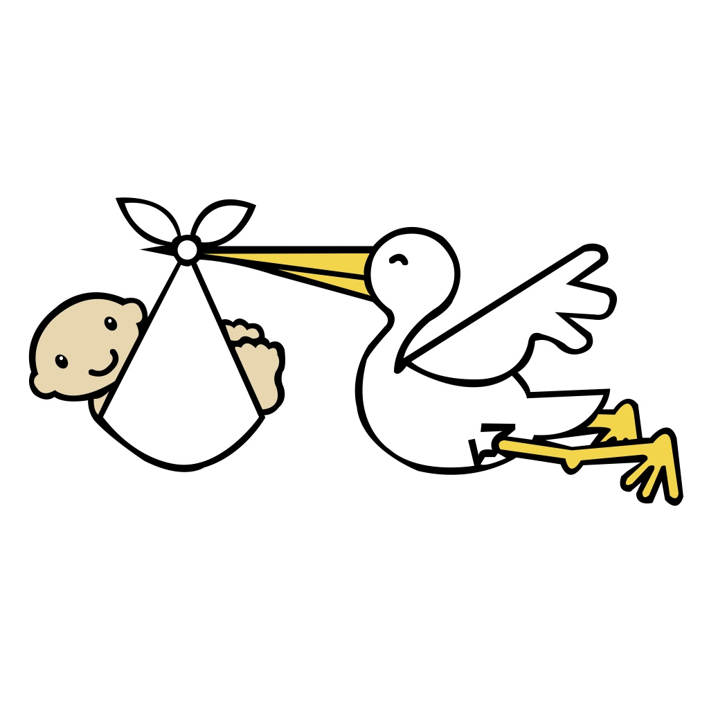 Free Stork Baby Pictures Download Free Clip Art Free Clip Art On Clipart Library