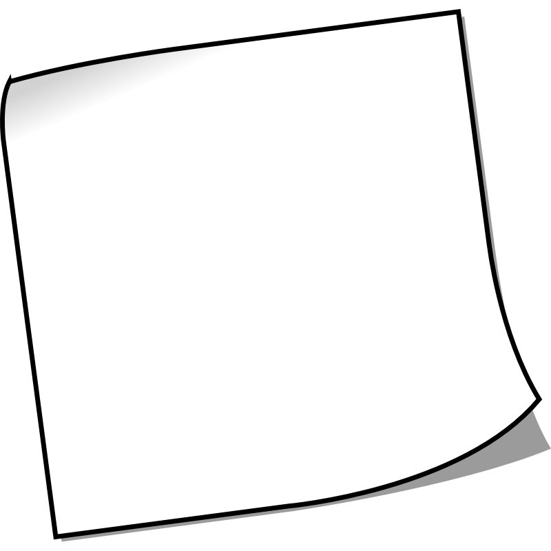 Free Sticky Note Image, Download Free Clip Art, Free Clip