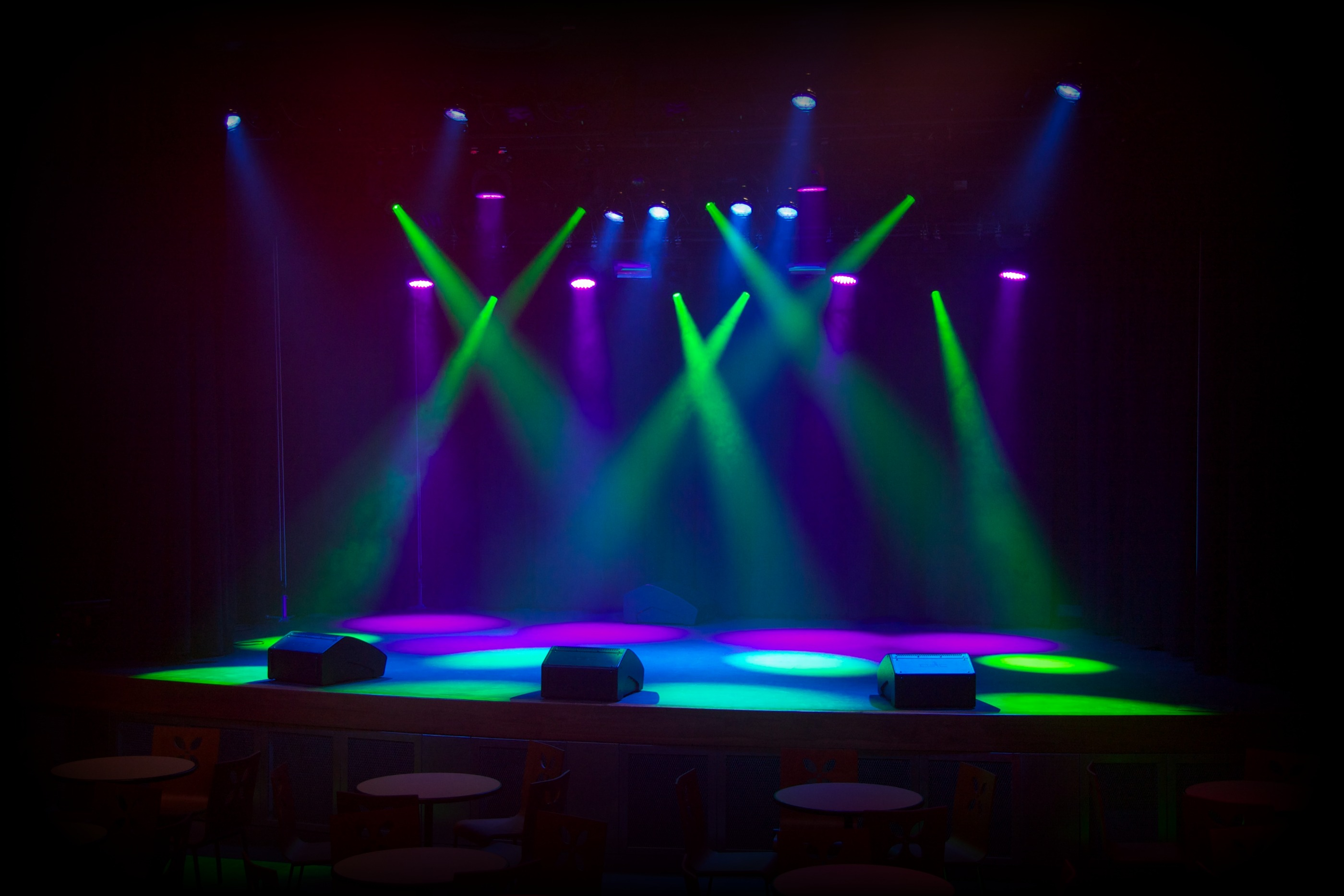 Chauvet Led Lights