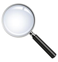 photo of magnifying glass clipart library [ 1924 x 1924 Pixel ]