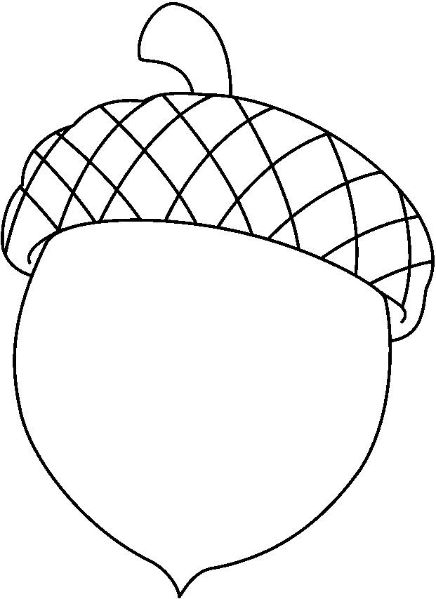 Free Acorn Drawing, Download Free Clip Art, Free Clip Art