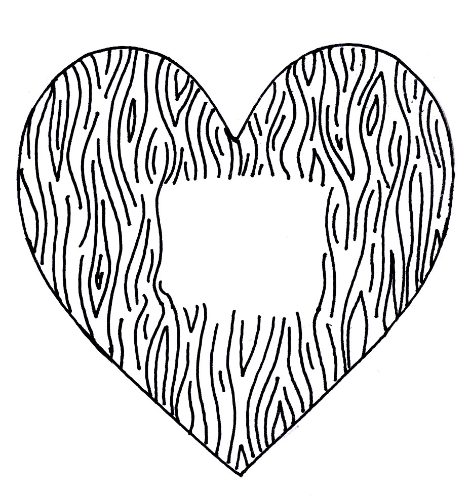 medium resolution of the mayberry sparrow faux bois valentines a diy rubber stamp
