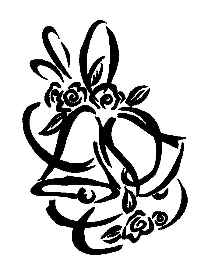 Free Cartoon Wedding Bells, Download Free Clip Art, Free