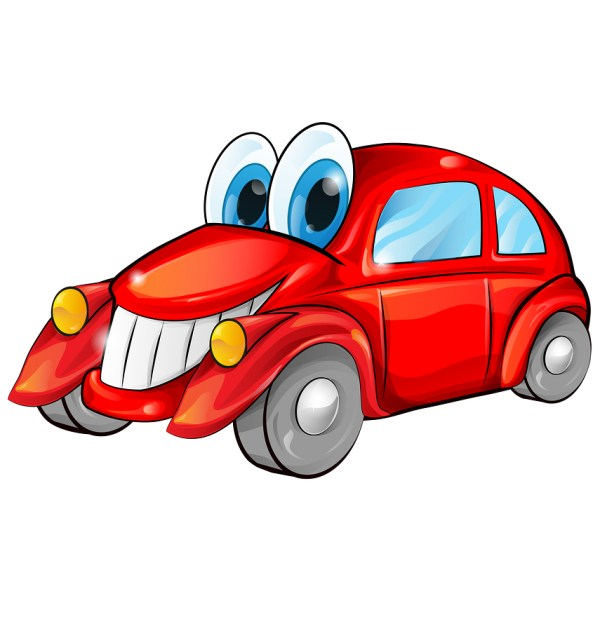 Free Car Cartoon Clip Art