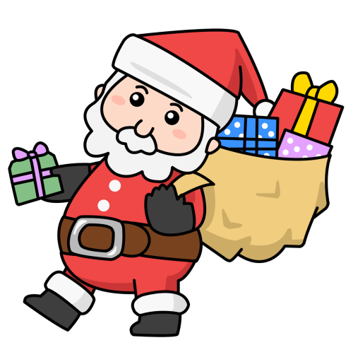 small resolution of santa claus clip art animated clipart library free clipart images