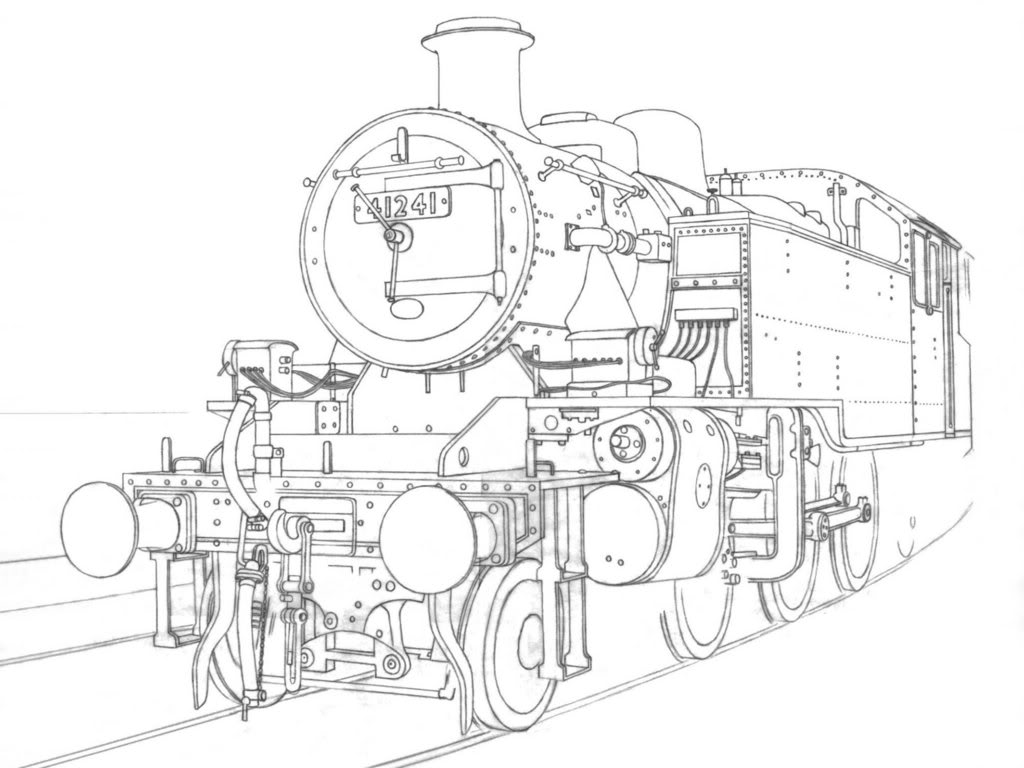 Free Train Drawings, Download Free Clip Art, Free Clip Art