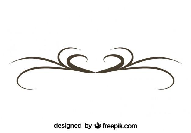 Free Horizontal Swirl, Download Free Clip Art, Free Clip