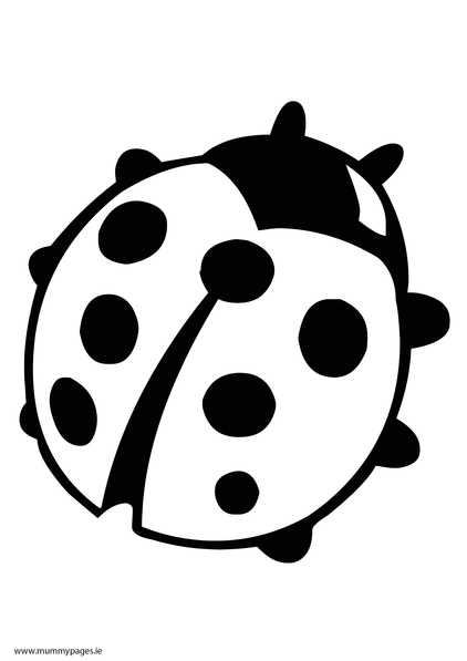 Free Ladybird Outline, Download Free Clip Art, Free Clip