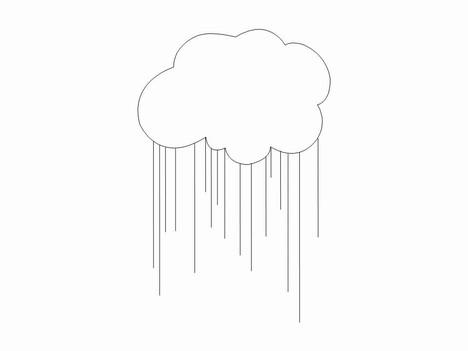 cloud-symbol-outlines-