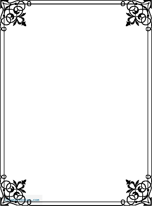 Free Page Border, Download Free Clip Art, Free Clip Art on
