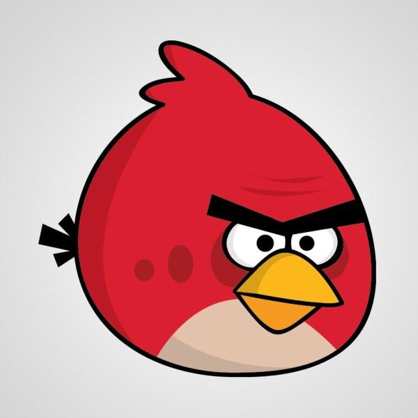 Angry Birds Cartoon Characters