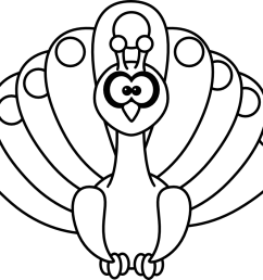 peacock clipart clipart library [ 999 x 841 Pixel ]