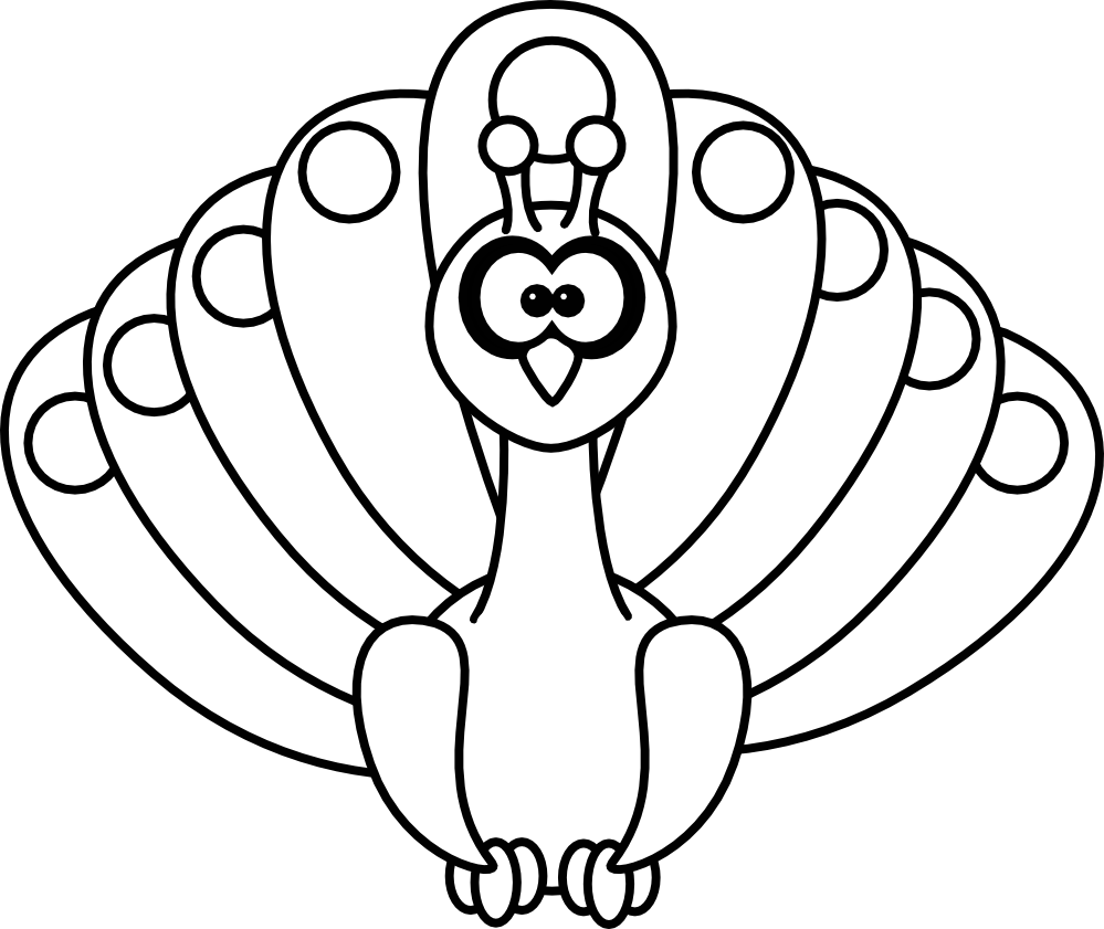 hight resolution of peacock clipart clipart library
