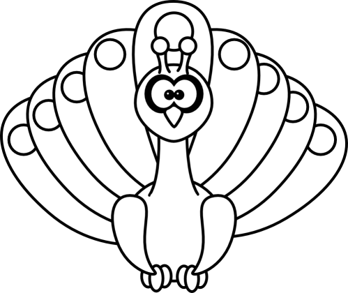 small resolution of peacock clipart clipart library