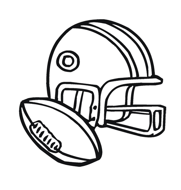Free Football Helmet Drawing, Download Free Clip Art, Free