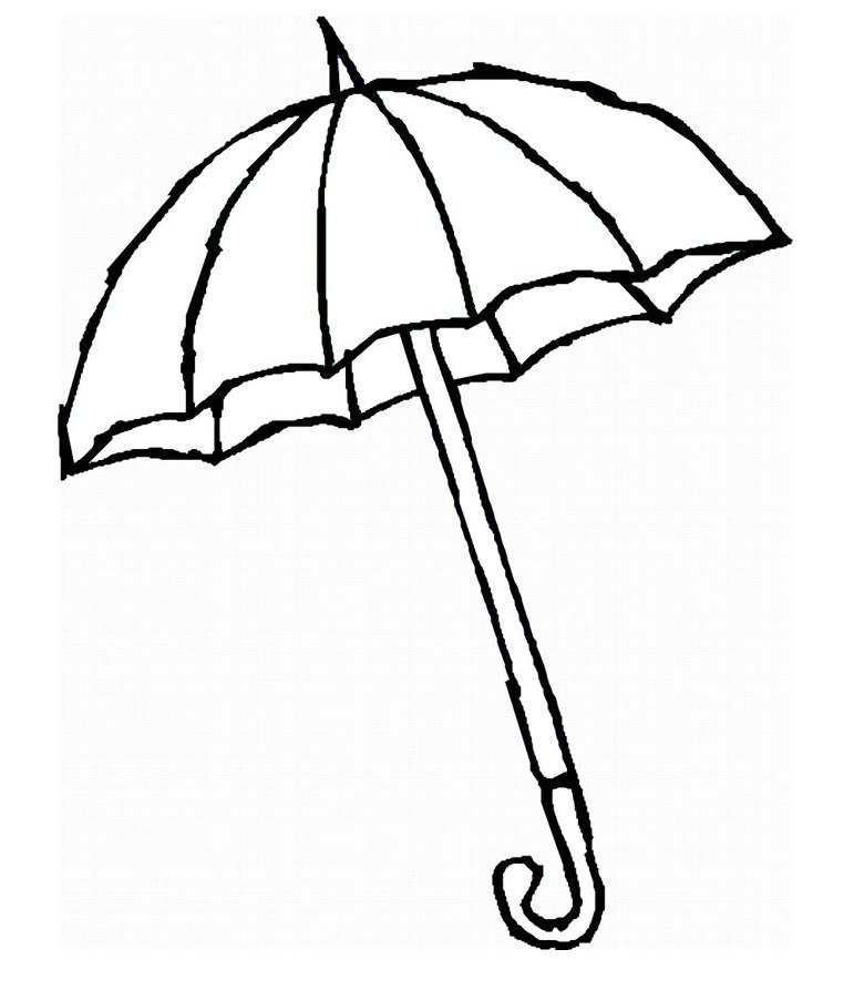 Free Beach Umbrella Cartoon, Download Free Clip Art, Free