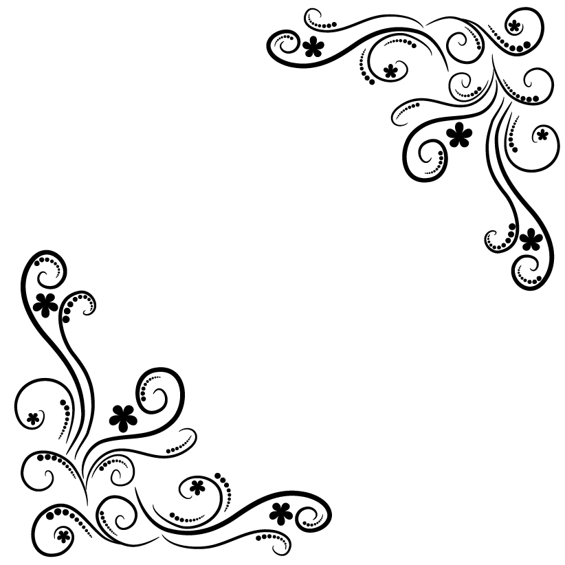 Free Scroll Line Art, Download Free Clip Art, Free Clip